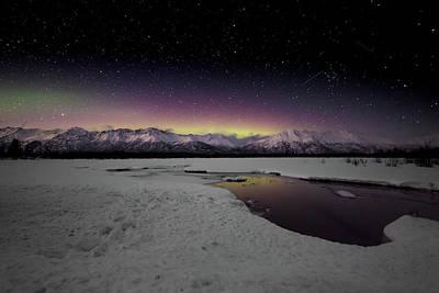 Photograph - Tuesday Night Lights by Matt Skinner