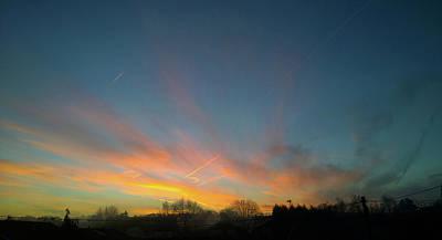 Photograph - Tuesday Sunrise by Anne Kotan
