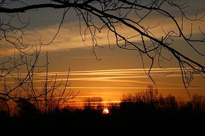 Photograph - Tuesday Sunup by Kathryn Meyer