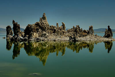 Photograph - Tufa Island by Michael Gordon