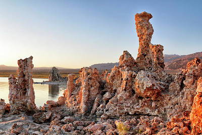 Photograph - Tufa Towers At Mono Lake 1 by Nicholas Blackwell