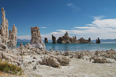 Photograph - Tufa View by Duncan Selby