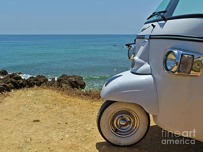 Photograph - Tuk-tuk Beach Travel by Angelo DeVal