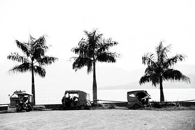 Photograph - Tuktuk Rest by Jez C Self