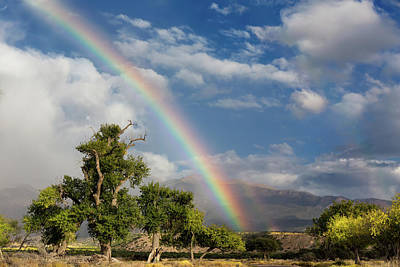 Photograph - Tularosa Rainbow by Kathleen Bishop