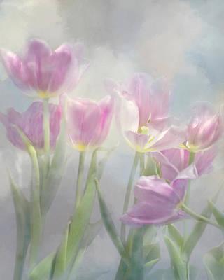 Photograph - Tulip Dreams II by Ann Bridges