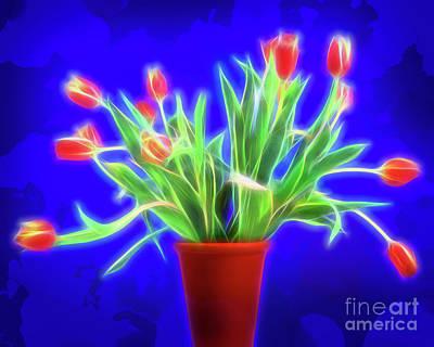 Photograph - Tulip Fever by Edmund Nagele
