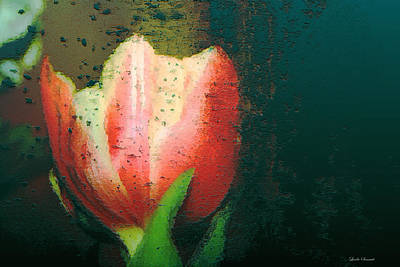 Tulip Of Love Original by Linda Sannuti