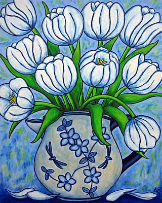 Tulip Tranquility Art Print