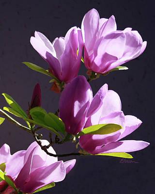 Tulip Tree Original by Elorian Landers