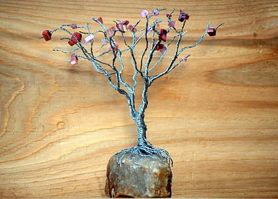 Sculpture - Tulip Tree by Gwendolyn Frazier