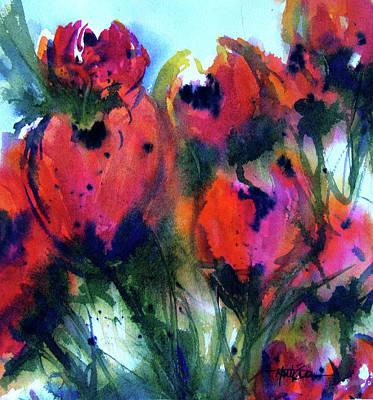 Tulips 2 Art Print