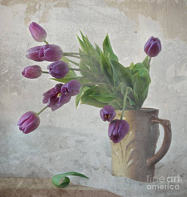Tulips Art Print by Irina No