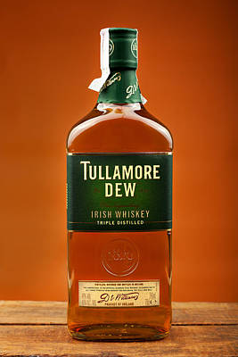 Urban Abstracts Royalty Free Images - Tullamore Dew whiskey Royalty-Free Image by Boyan Dimitrov