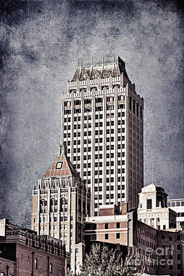 Photograph - Tulsa Art Deco I by Tamyra Ayles