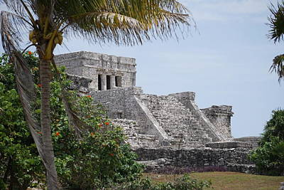 Photograph - Tulum 2 by Laurie Perry