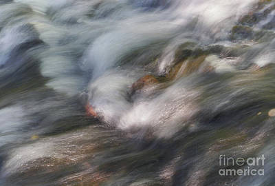 Photograph - Tumbled Flow by Rachel Cohen
