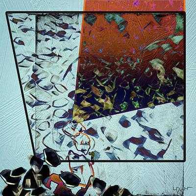 Alexander Calder Digital Art - Tumbled Stones by Linda Dunn