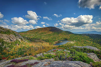 Photograph - Tumbledown Pond by Rick Berk