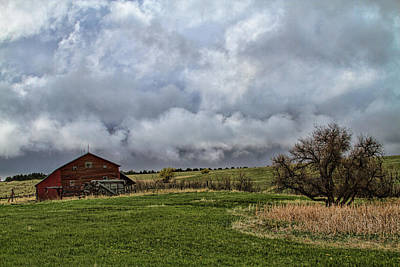 Photograph - Tumultuous Sky by Alana Thrower