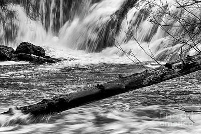 Photograph - Tumwater Waterfalls#2 by Sal Ahmed
