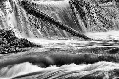 Photograph - Tumwater Waterfalls#3 by Sal Ahmed