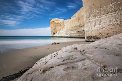 Photograph - Tunnel Beach 2 by Werner Padarin