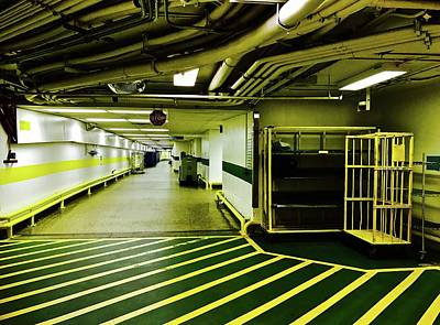 Photograph - Tunnel by Brian Sereda