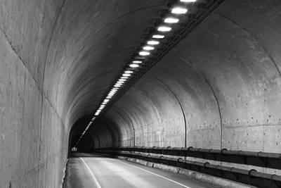 Tunnel Art Print by Eric Foltz
