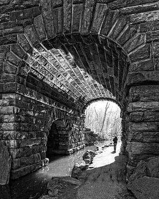 Photograph - Tunnel Vision by Alan Raasch