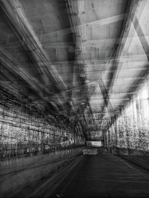 Photograph - Tunnel Vision by Angela King-Jones