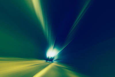 Photograph - Tunnel Vision by Greg Collins