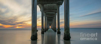 Photograph - Tunnel Vision  by Michael Ver Sprill