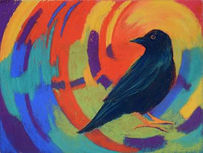 Painting - Tunnel Vision by Nancy Jolley