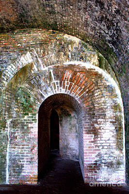 Photograph - Tunnel5 by Anjanette Douglas