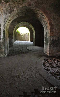 Photograph - Tunnel6 by Anjanette Douglas