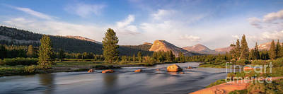 Photograph - Tuolumne Meadow by Anthony Bonafede