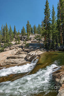Photograph - Tuolumne River II by Sharon Seaward