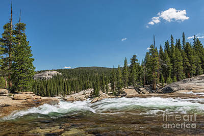 Photograph - Tuolumne River  by Sharon Seaward
