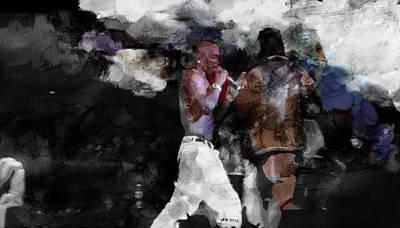 Tupac 13076 Art Print