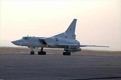 Transportation Digital Art - Tupolev Tu-22 by Super Lovely