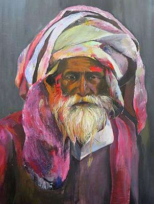 Turban Man Original