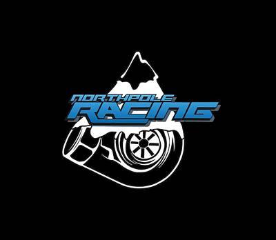 Drag Racing Mixed Media - Turbo Logo by Blake Deinas