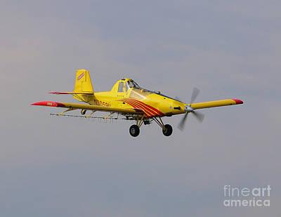 Photograph - Turbo Trush 1 by Rick Lipscomb