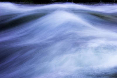 Art Print featuring the photograph Turbulence 3 by Mike Eingle