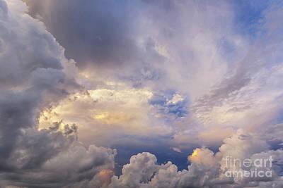 Photograph - Turbulence by Joan McCool