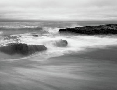 Photograph - Turbulent Beach by Jonathan Nguyen