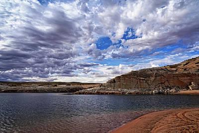 Photograph - Turbulent Skies by Leda Robertson