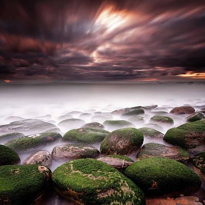 Photograph - Turbulent Sky by Jorge Maia