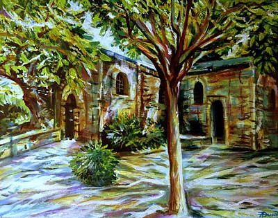 Painting - Turkey. House Of The Virgin Mary by Anna Duyunova